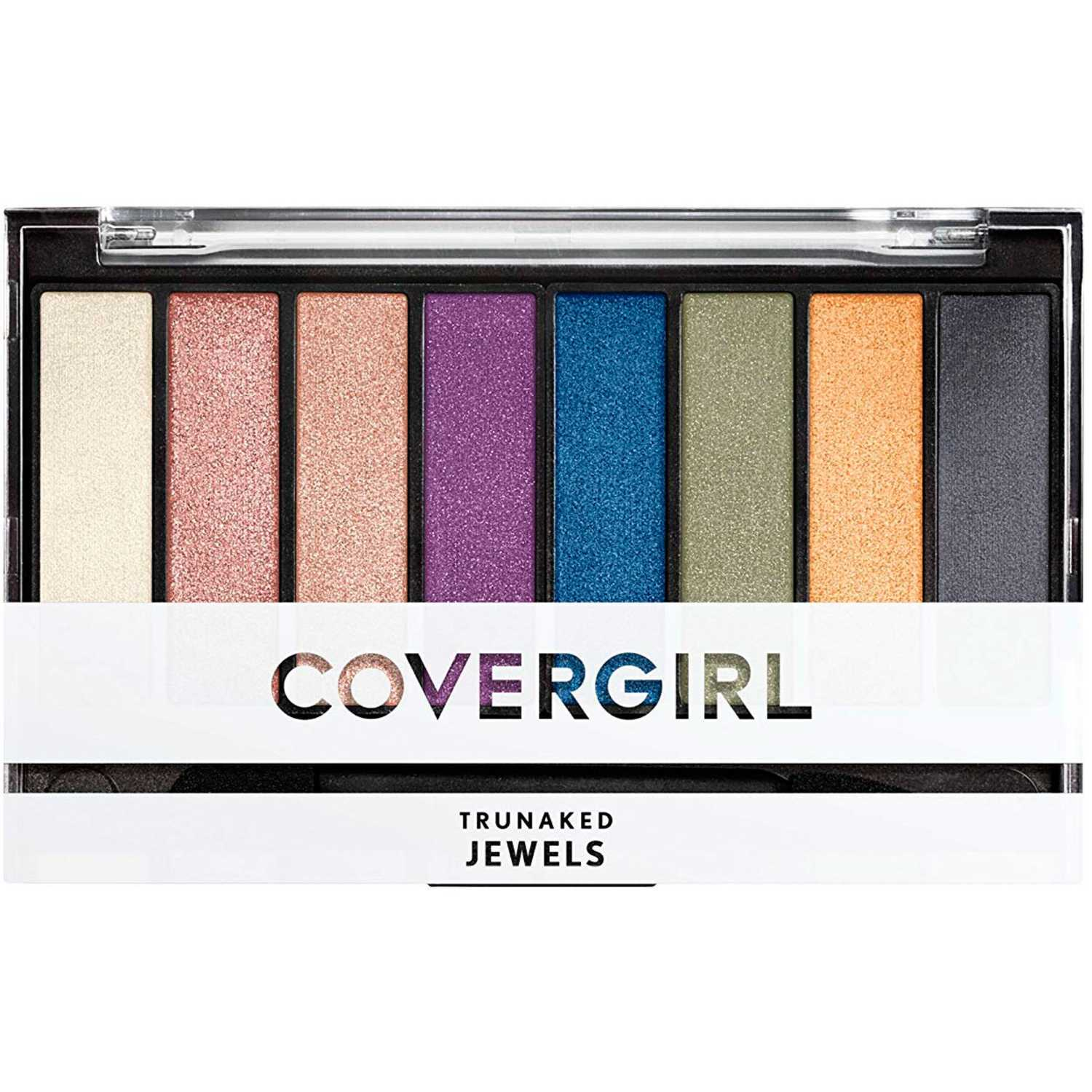 Covergirl Octeto Sombras Trunaked Jewels Sombras para ojos