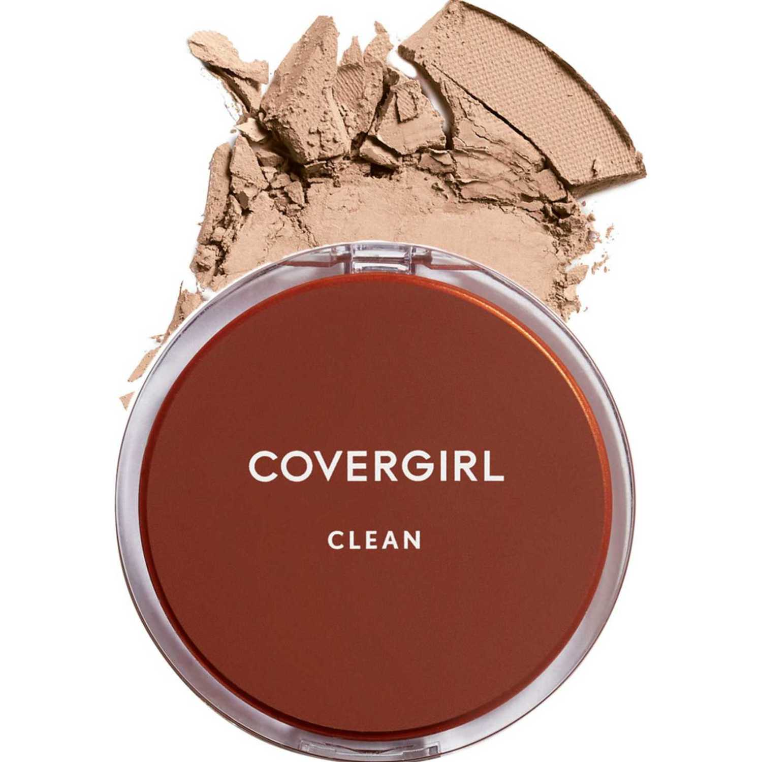 Covergirl Polvos Clean Classic Beige Correctores y neutralizadores
