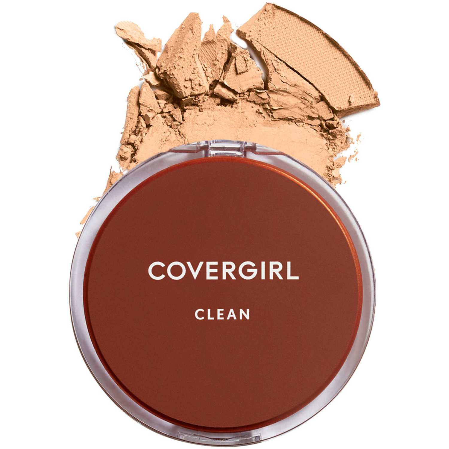 Covergirl Polvos Clean Natural Beige Correctores