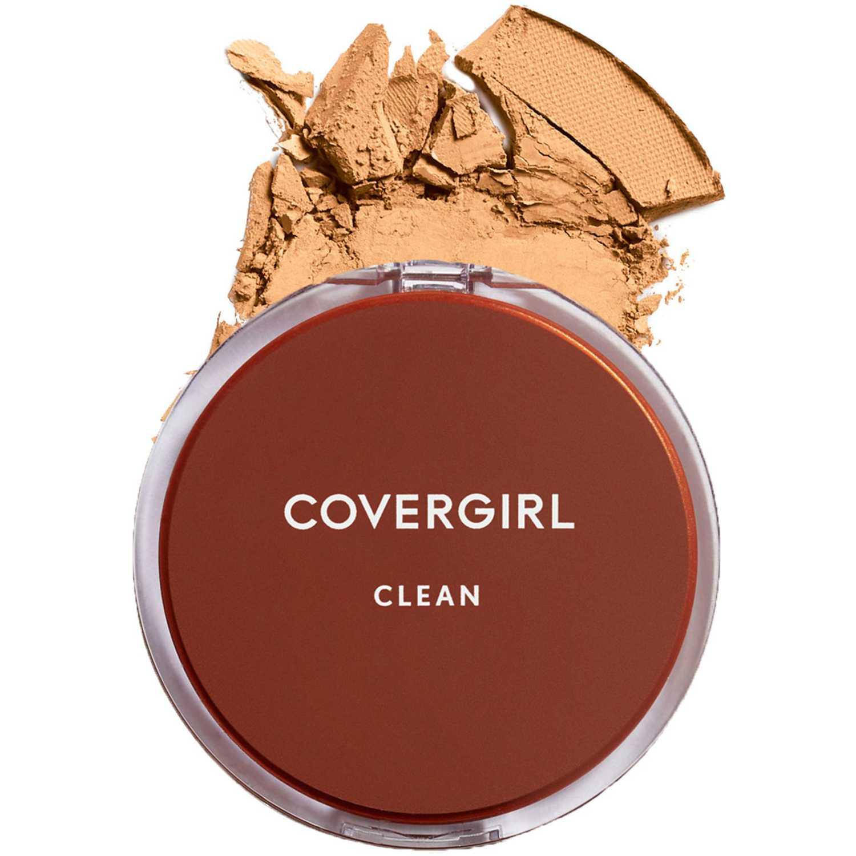 Covergirl polvos clean Soft Honey Correctores y neutralizadores