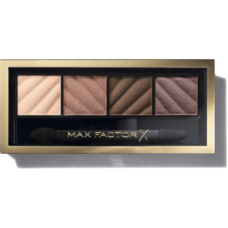 Max Factor Smokey Eye Matte Drama Kit Alluring Nude Sombras para ojos