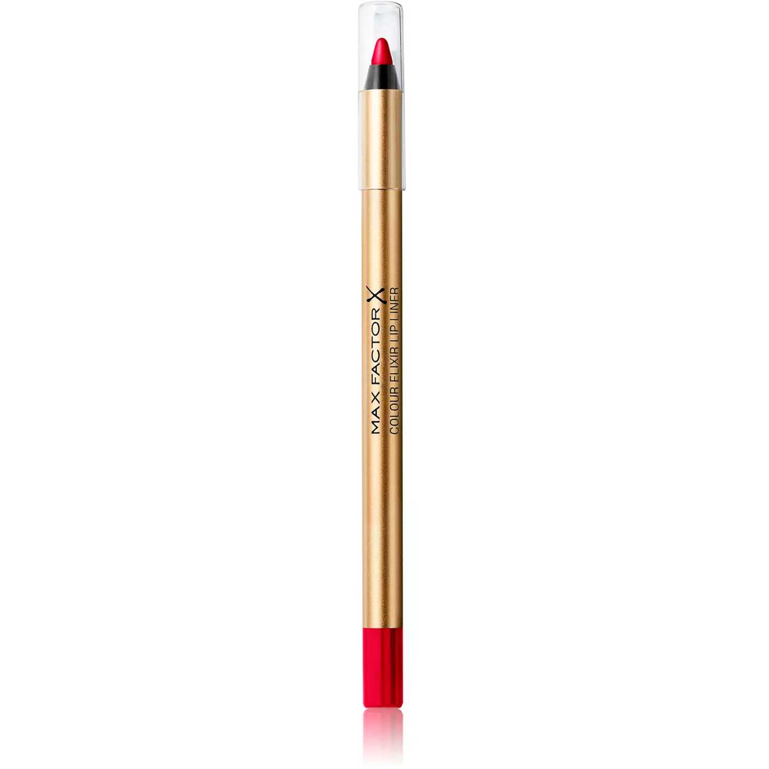 Max Factor Delineador de Labios Colour Elixir Red Blush Lip Liner
