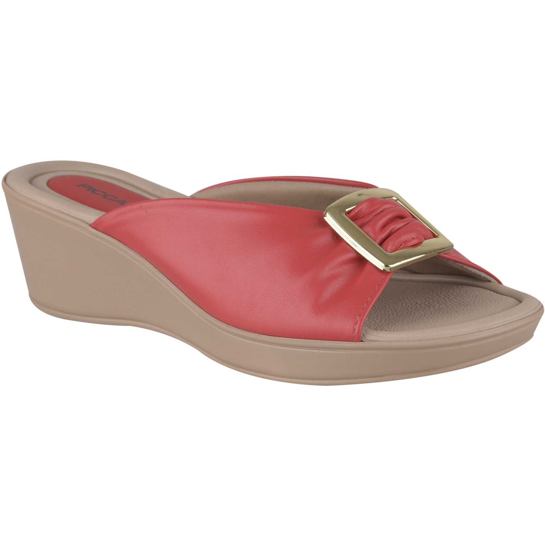 Piccadilly sandalia  540241-12-2 Rojo Plataformas & Cuñas