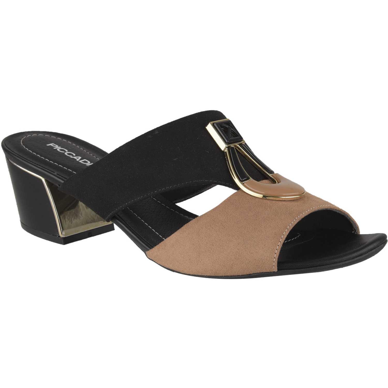Sandalia de Mujer Piccadilly Negro sandalia 542066-19-14