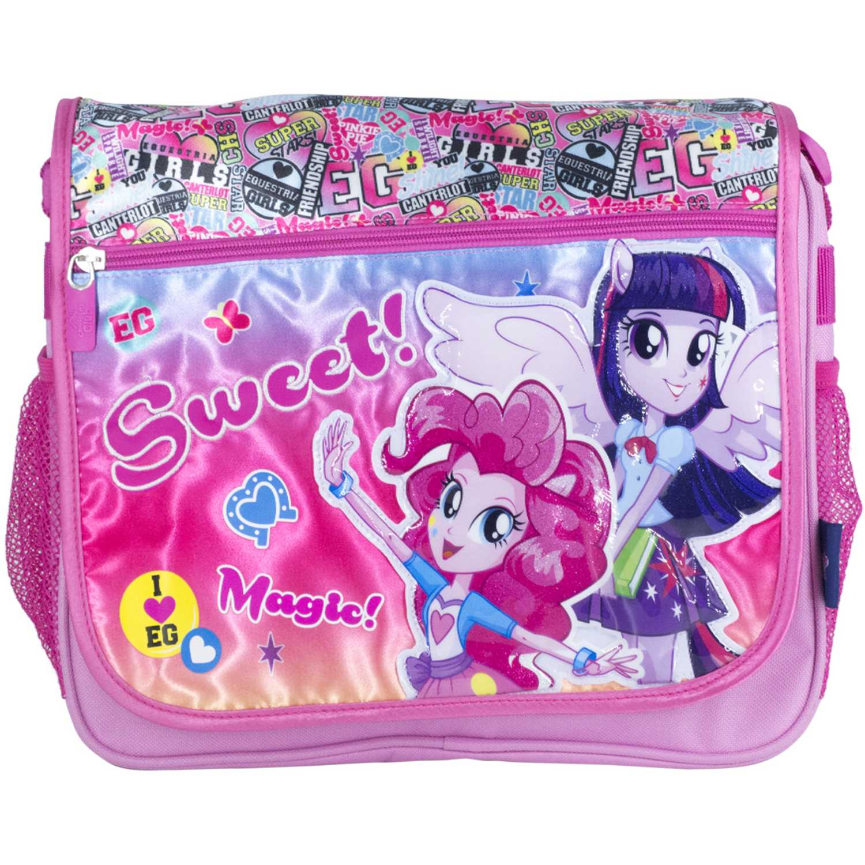 My Little Pony Morral Mlp Equestria Girls Rosado Bolsos tipo Mensajero