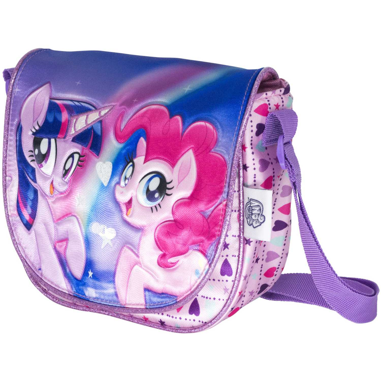 My Little Pony cartera my little pony Rosado Bolsos tipo Mensajero
