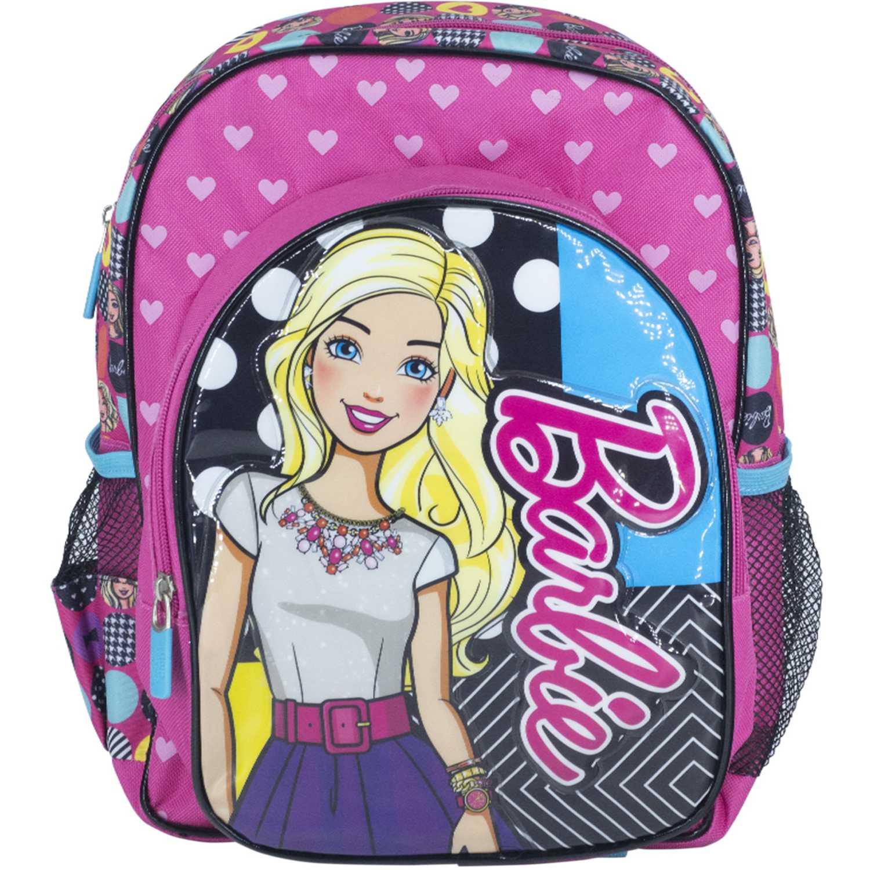 Barbie minimochila snacker barbie Rosado mochilas