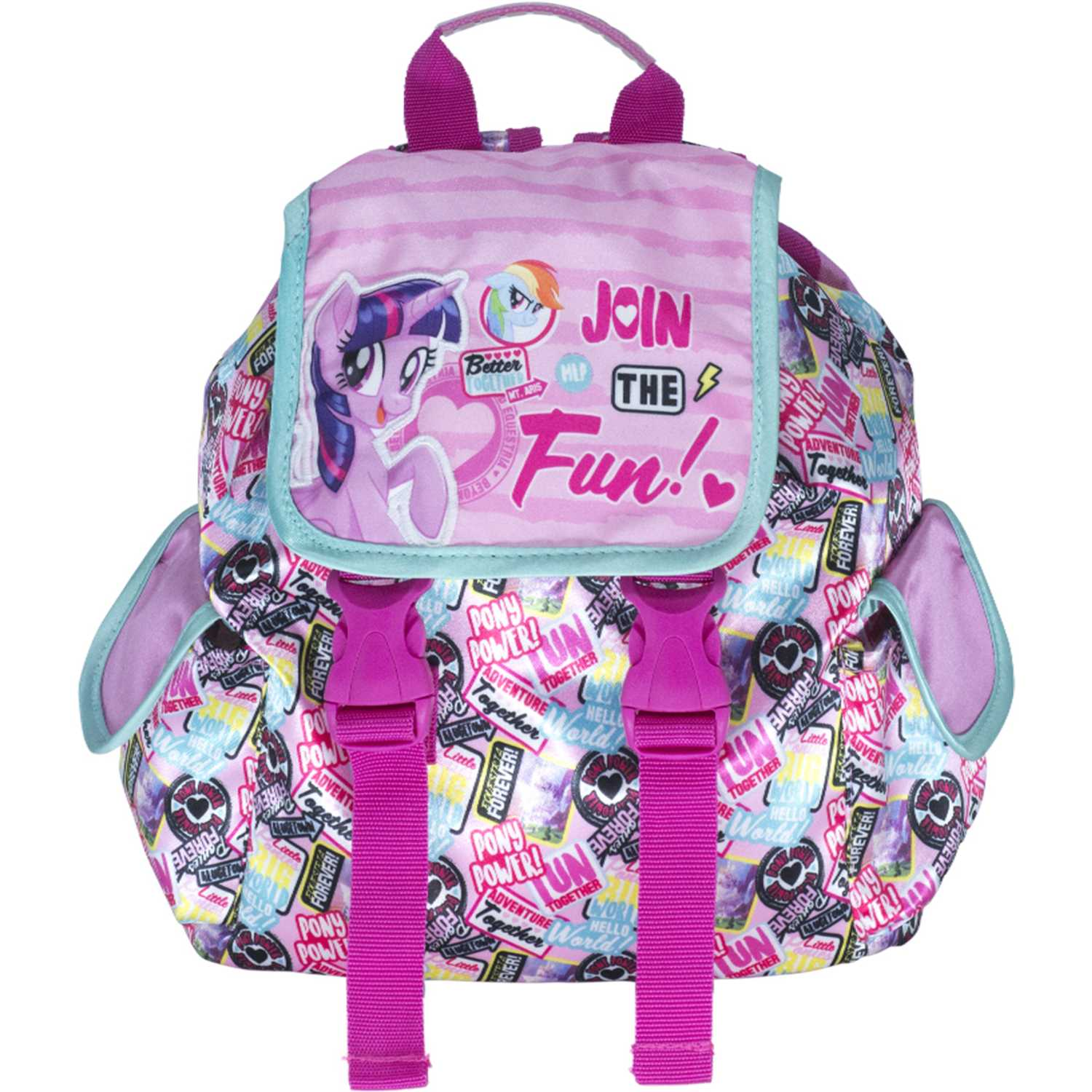 My Little Pony Mini Mochila My Little Pony Rosado mochilas