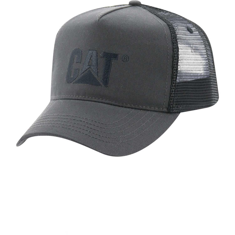 CAT design mark mesh hat Plomo Gorros de Baseball