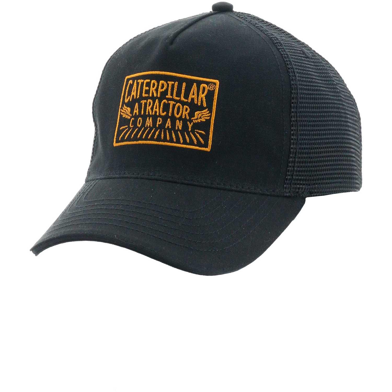 Gorro de Hombre CAT Negro harvest hat