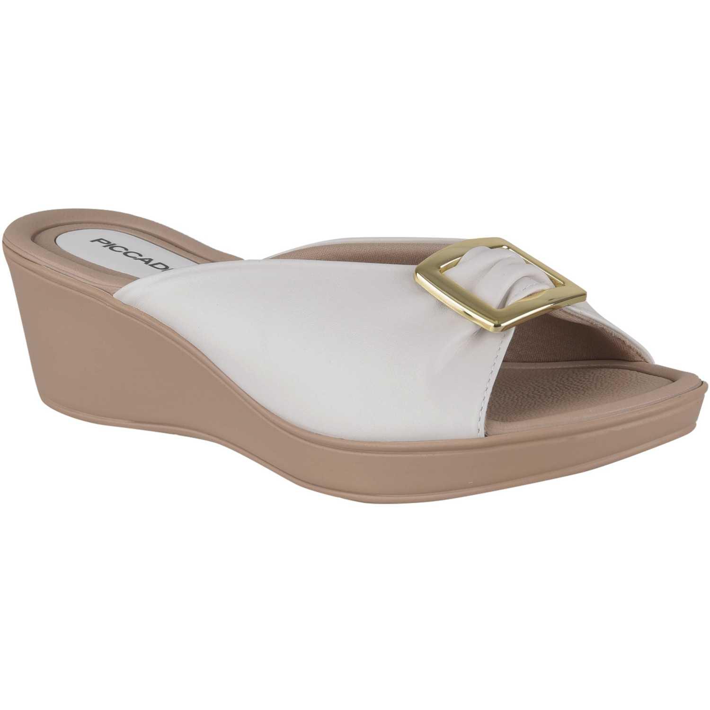 Cuña de Mujer Piccadilly Blanco sandalia  540241-2-2