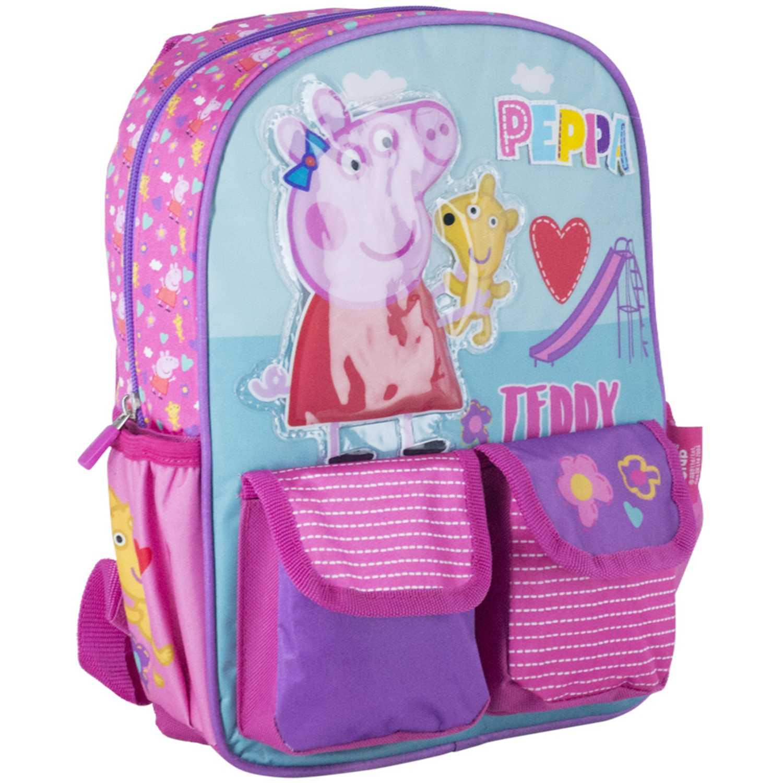 Peppa Pig mini mochila peppa pig Rosado mochilas