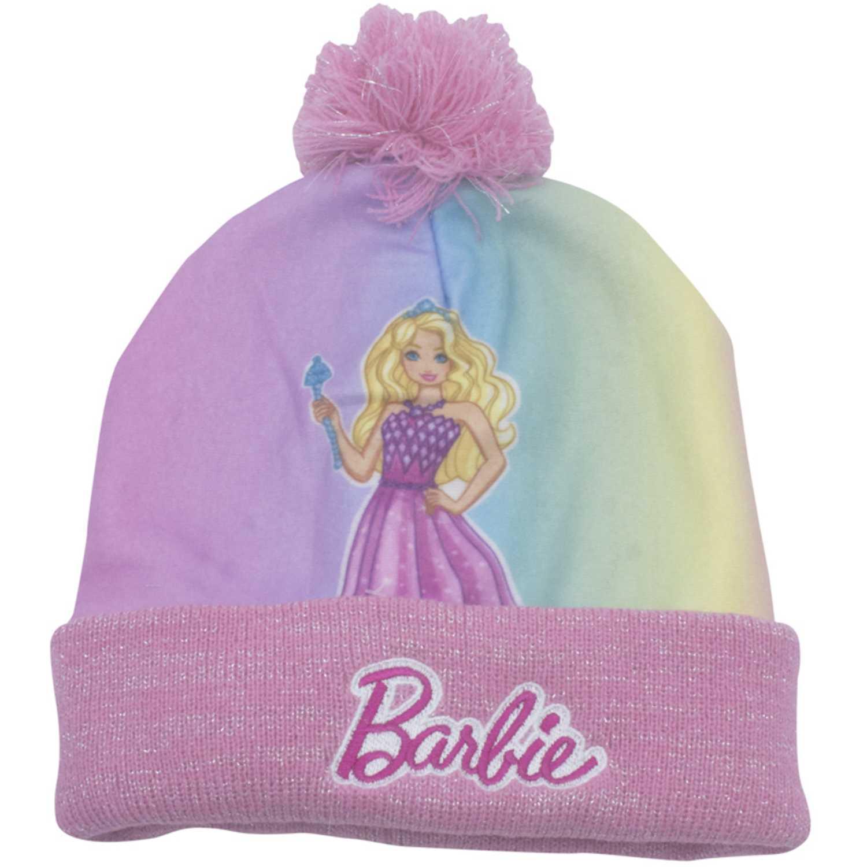 Barbie gorro invierno barbie Rosado Sombreros y Gorros