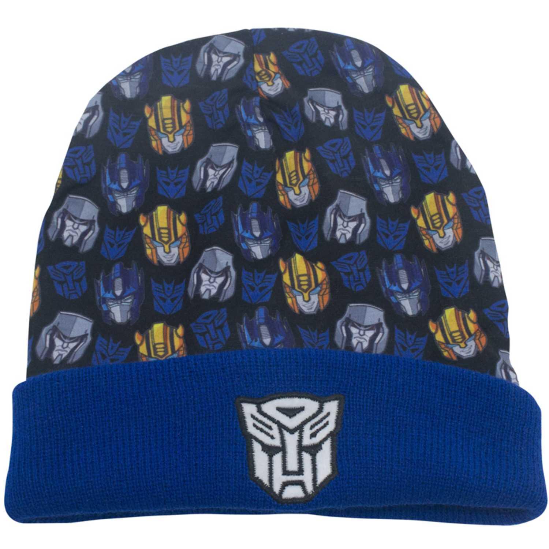Transformers gorro invierno transformers Azul Sombreros y Gorros