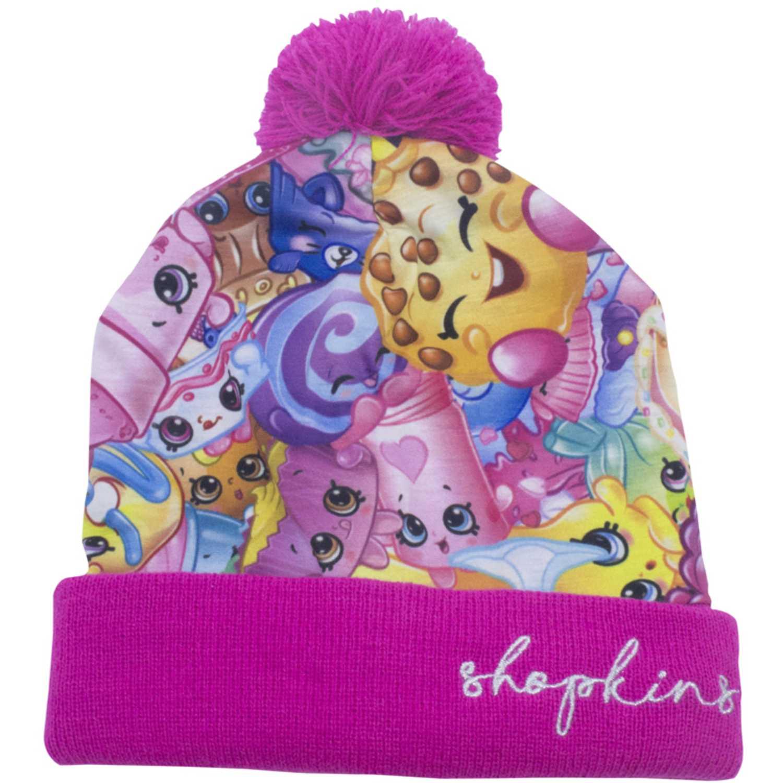 Shopkins gorro invierno shopkins Rosado Sombreros y Gorros