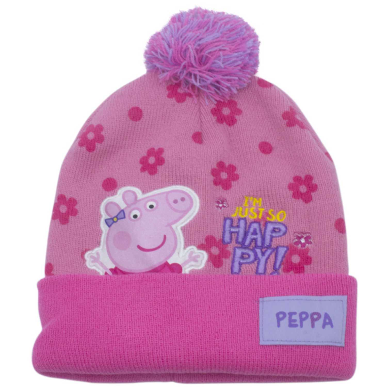 Peppa Pig gorro invierno peppa pig Rosado Sombreros y Gorros