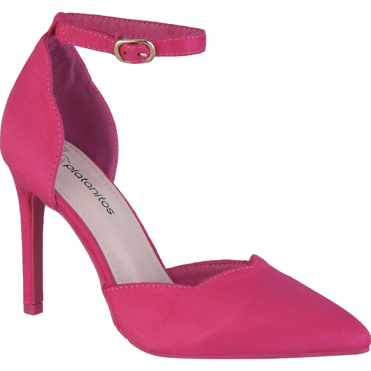 Platanitos cv 1316 Fucsia Estiletos y Pumps