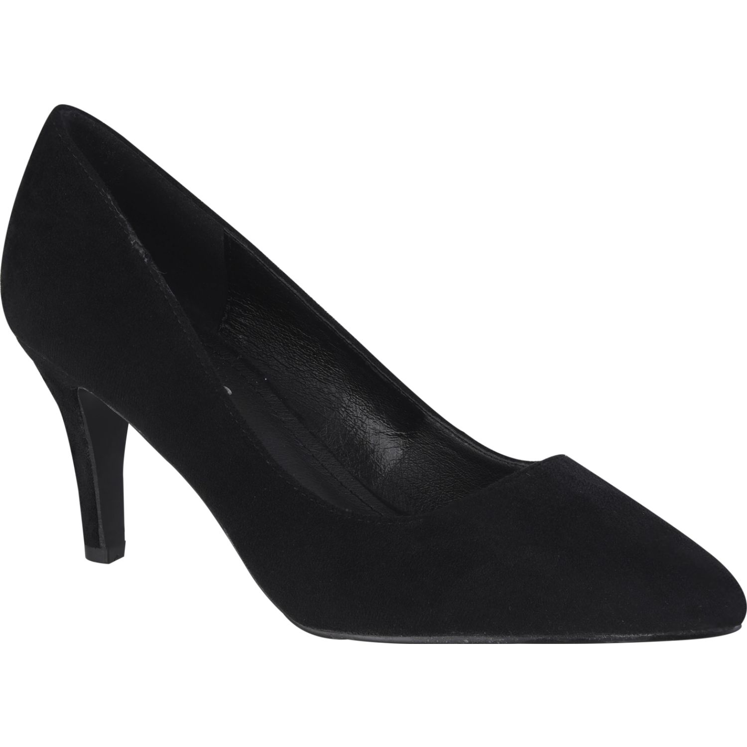 Platanitos cv 0099 Negro Estiletos y Pumps