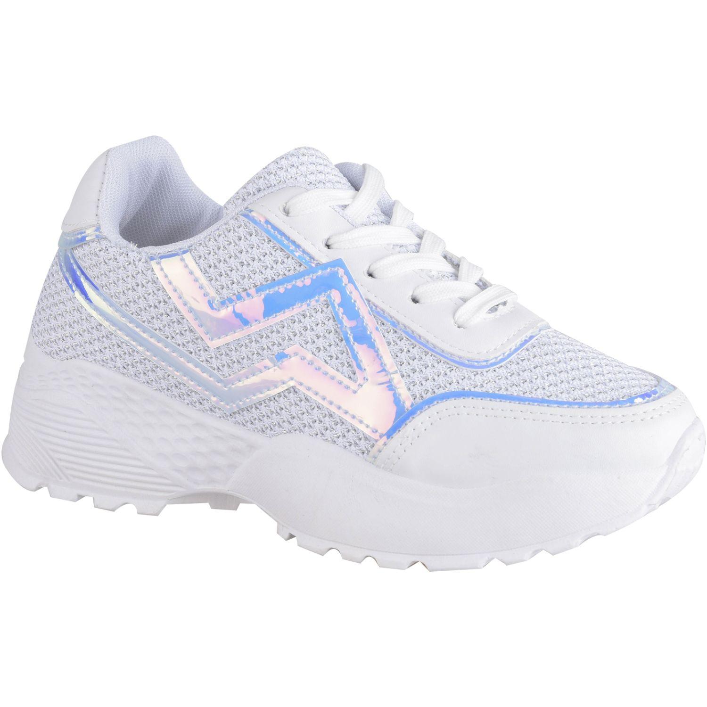 Platanitos Z 2613 Blanco Zapatillas de moda