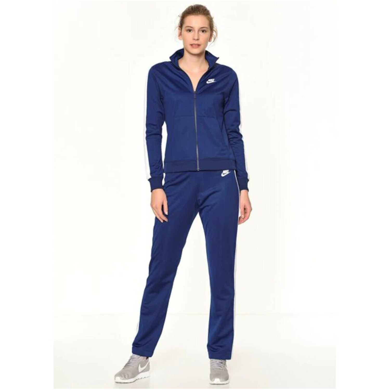 Nike w nsw trk suit pk oh Azul Buzos Deportivos