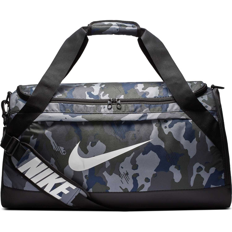 Nike nk brsla m duff - na aop Camuflado Bolsos de gimnasio