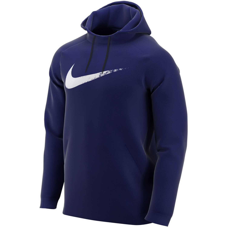Deportivo de Hombre Nike Azul m nk thrma hd po ls gfx
