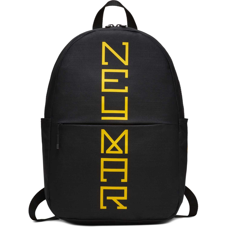 Nike y nk njr bkpk Negro / amarillo Mochilas Multipropósitos