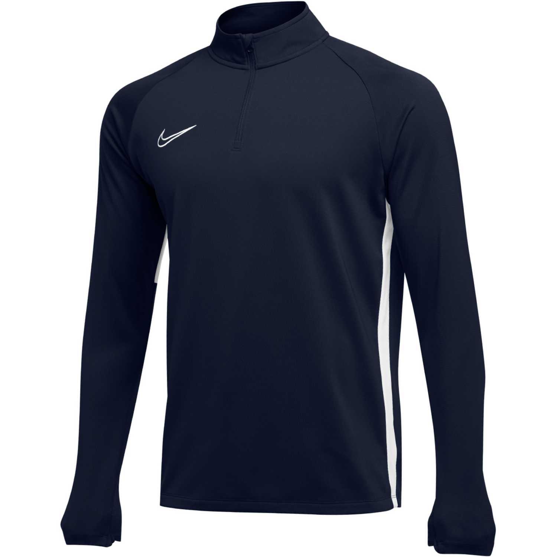 Nike m nk dry acdmy19 dril top Navy Sweatshirts Deportivos