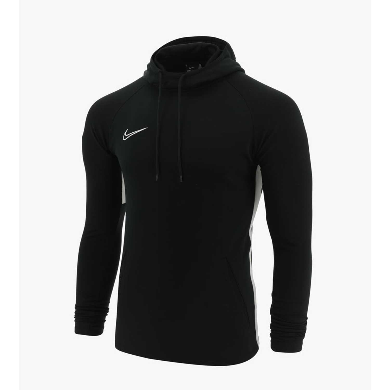 Nike m nk dry acdmy19 po hoodie Negro Sweatshirts Deportivos