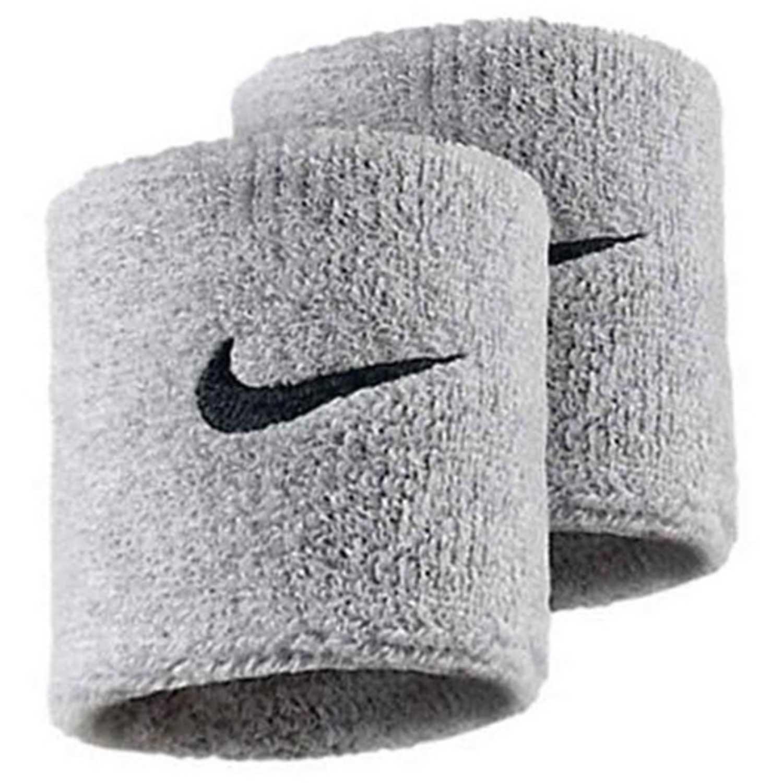 Deportivo de Hombre Nike Plomo nike swoosh wristbands