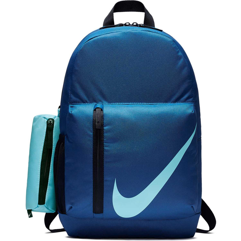 Nike y nk elmntl bkpk Azul Mochilas Multipropósitos