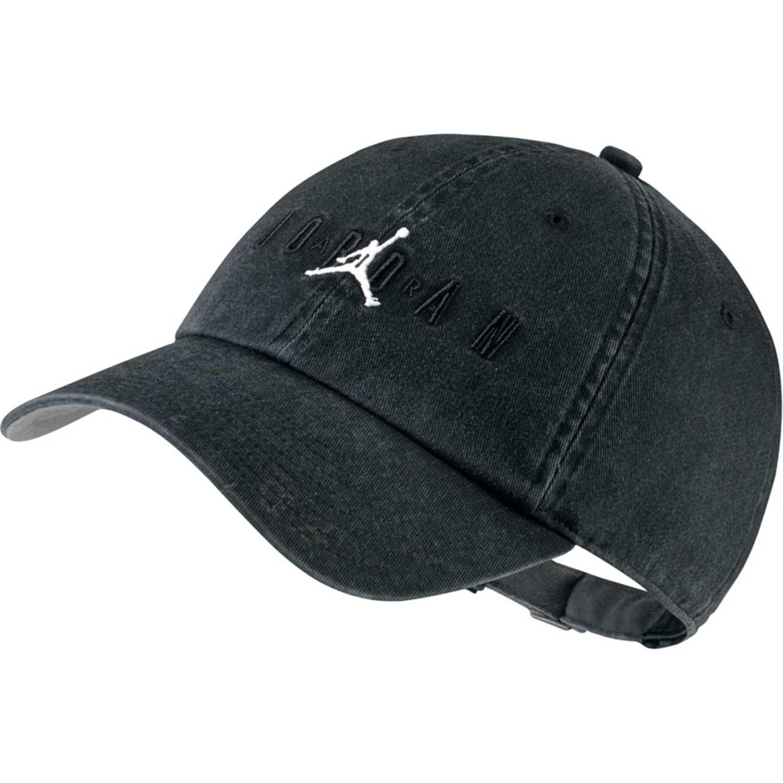 Nike jordan h86 air cap Negro Gorros de Baseball