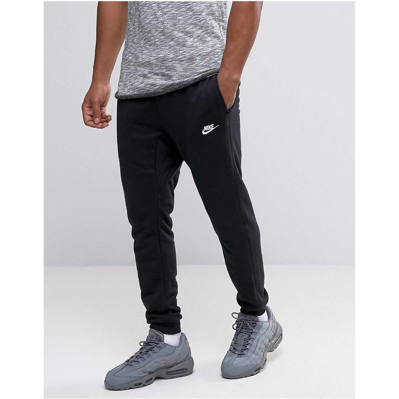 Nike m nsw club jggr ft Negro Pantalones Deportivos
