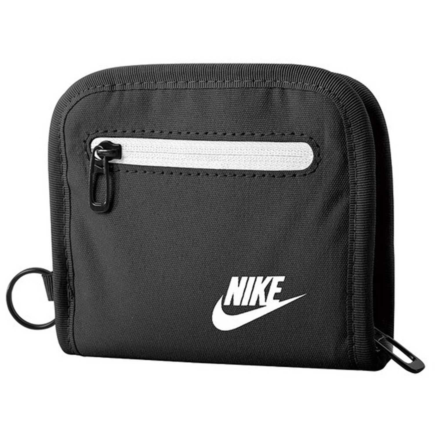 Nike nike heritage small wallet Negro Billeteras