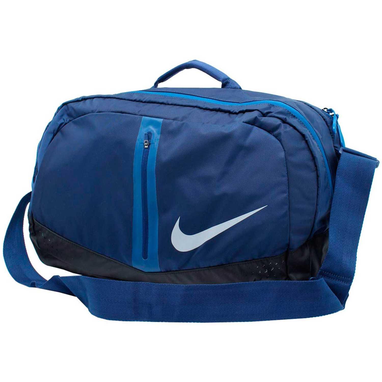 Nike nike run duffel bag 34l Azul Duffels deportivos