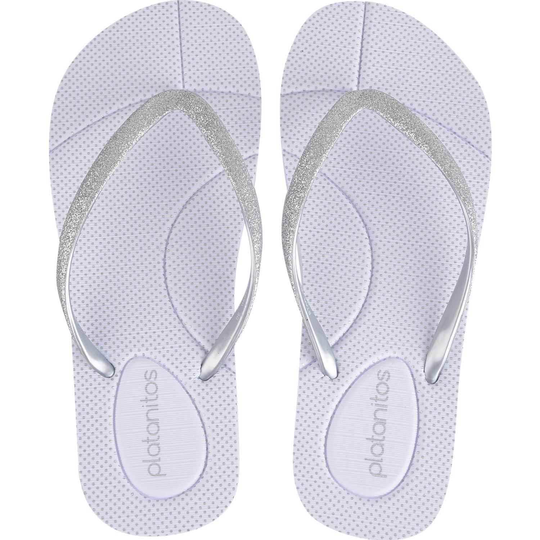 Platanitos Sb 1950 Blanco Flip-Flops