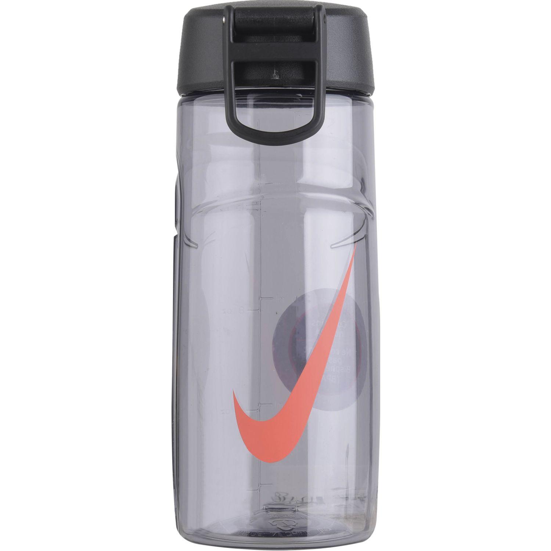Nike nike t1 training swoosh water bo Plomo Botellas de agua