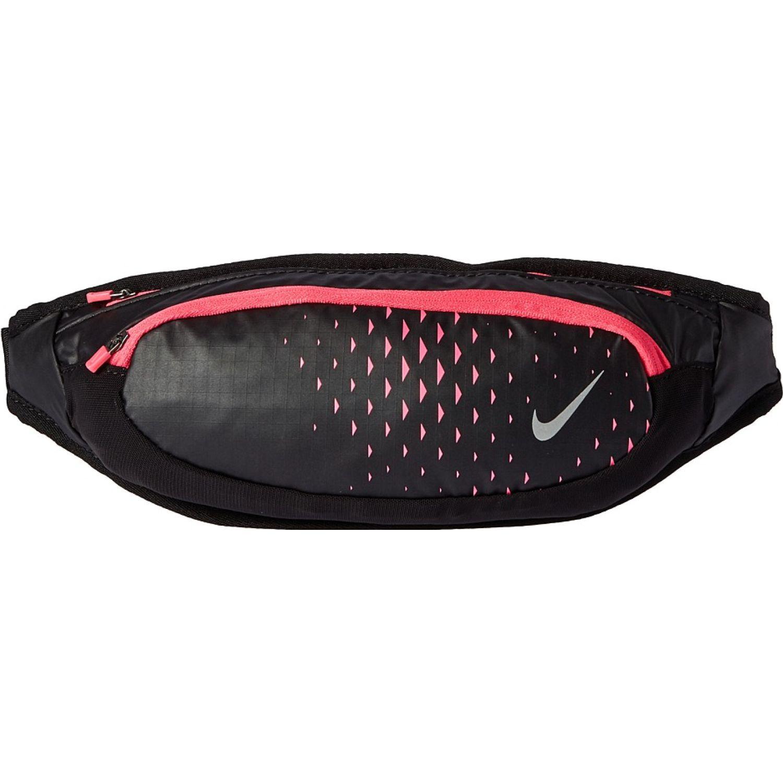 Nike nike large capacity waistpack Negro / morado Canguros