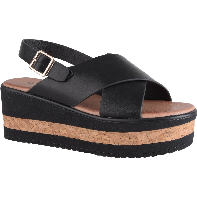 Platanitos schun 8214 Negro Slides