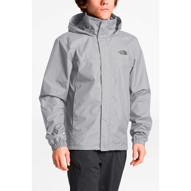 The North Face m resolve 2 jacket Gris Casacas de Atletismo