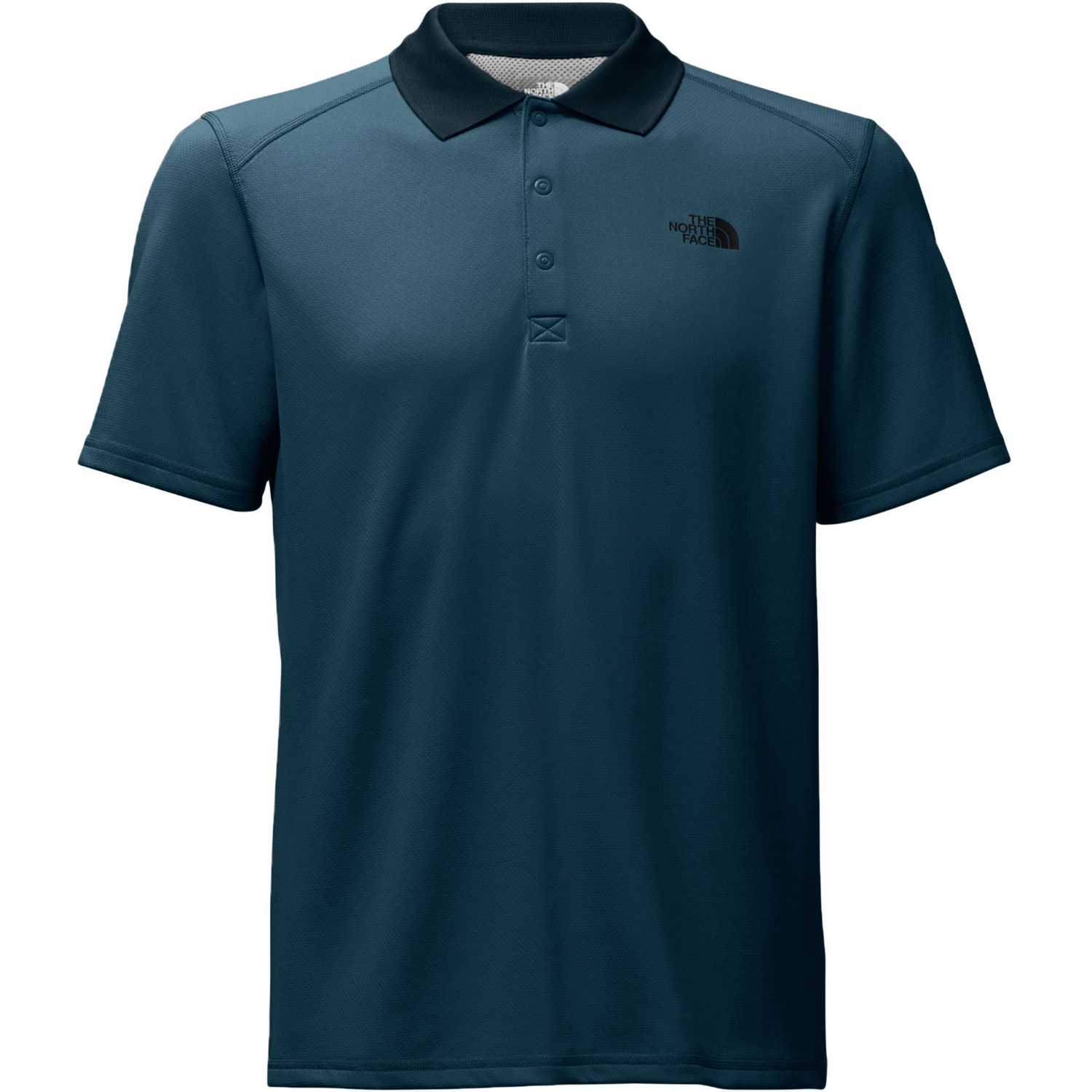 The North Face m s/s horizon polo Acero Camisetas y Polos Deportivos