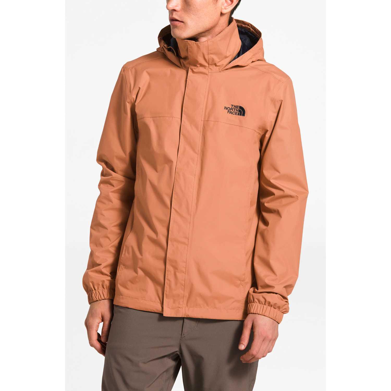 The North Face m resolve 2 jacket Naranja Sweatshirts Deportivos