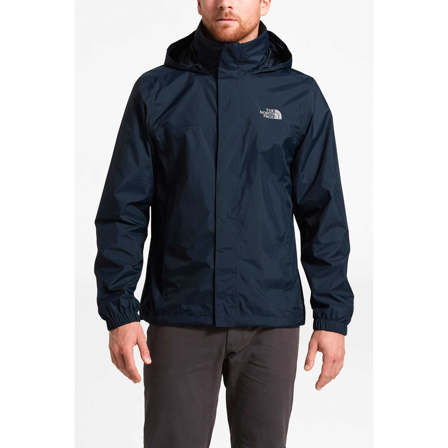 The North Face m resolve 2 jacket Navy Sweatshirts Deportivos