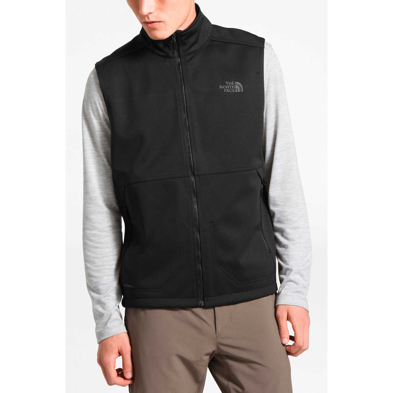 The North Face M APEX CANYONWALL VEST Negro Chalecos