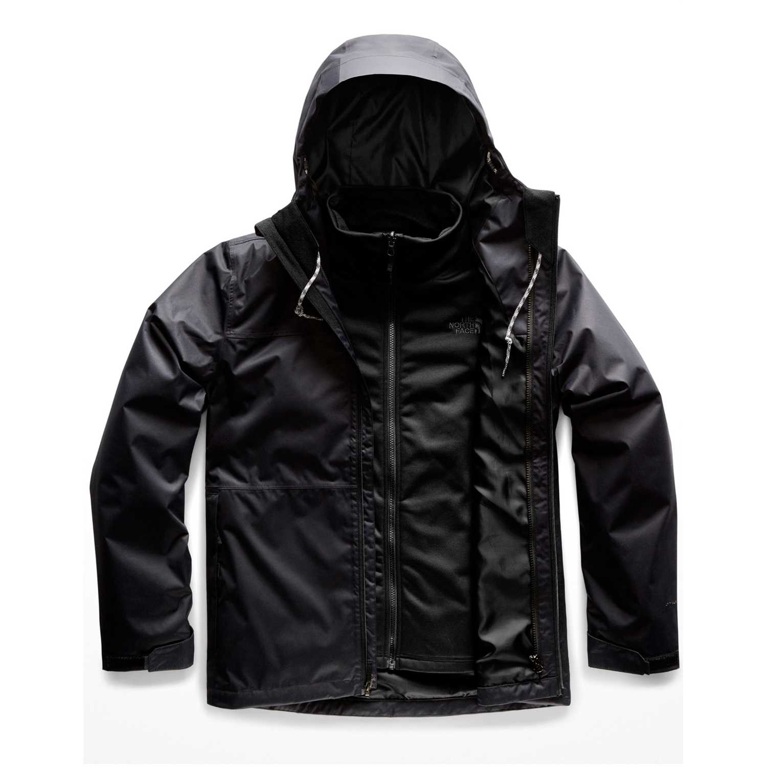 Casacas de Hombre The North Face Negro m arrowood triclimate jacket