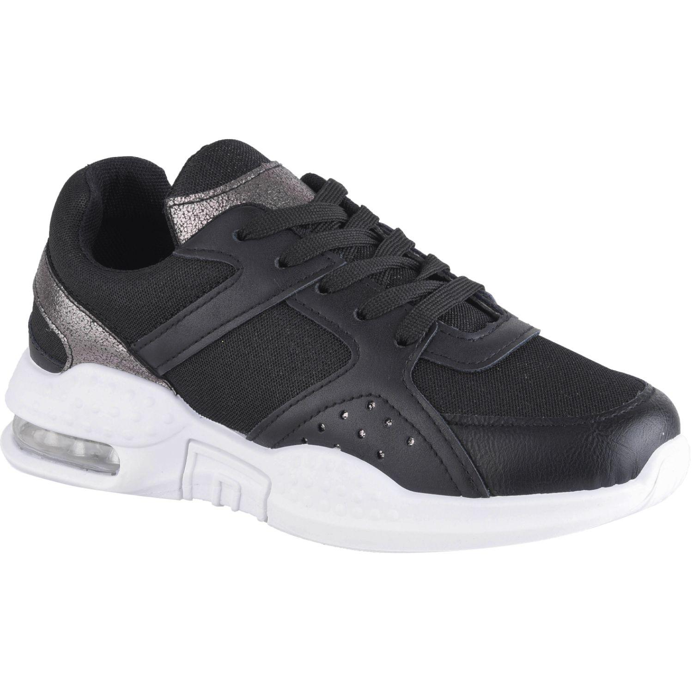Platanitos Z 9001 Negro Zapatillas de moda