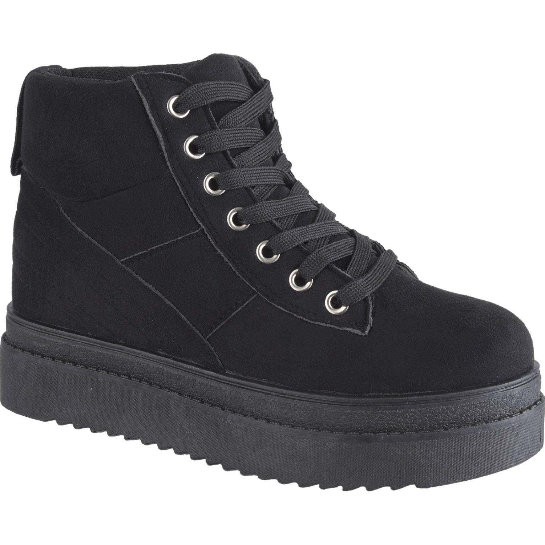 Platanitos Zbw 8004 Negro Zapatillas de moda