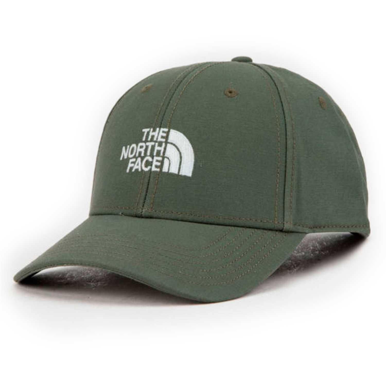 The North Face 66 classic hat Verde Gorros de Baseball