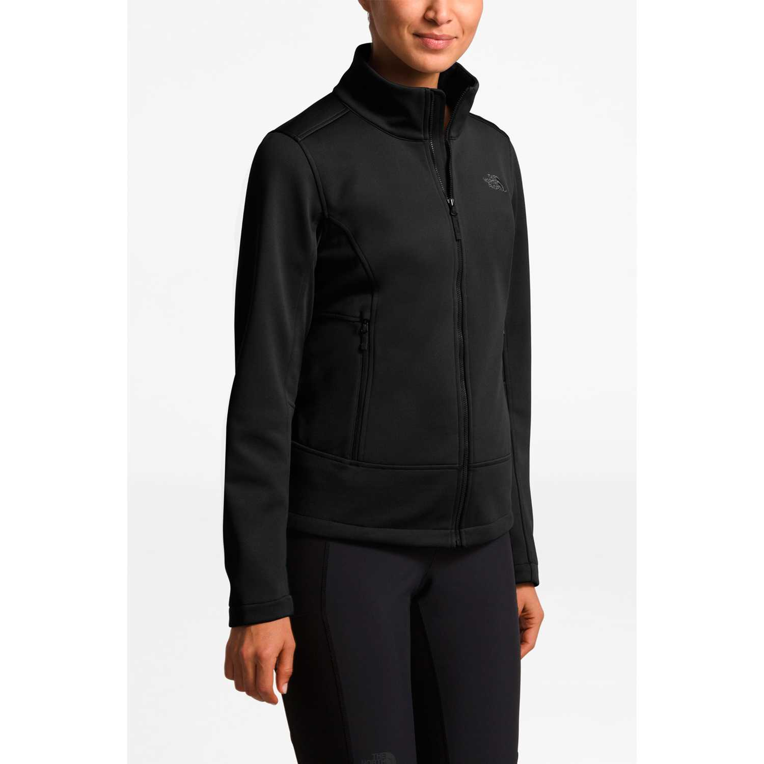 The North Face W Apex Canyonwall Jacket Negro Rompevientos