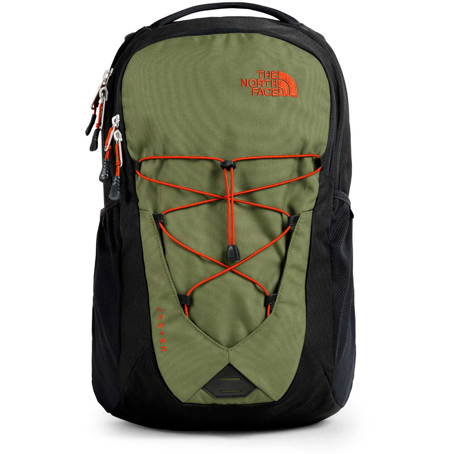 The North Face jester Verde / negro Mochilas Multipropósitos